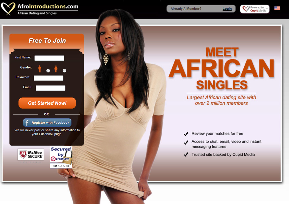 Free online dating websites for black singles